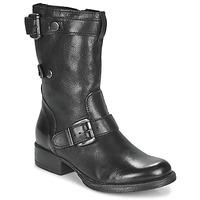 kengät Naiset Bootsit Dream in Green NARAMEL Black