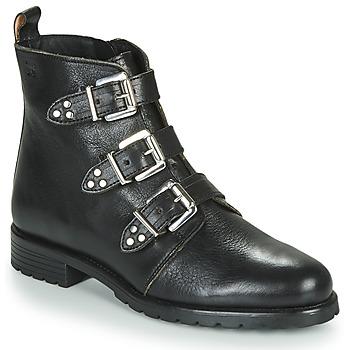 kengät Naiset Bootsit Dream in Green NOURAT Black