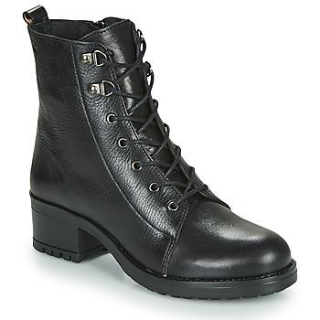 kengät Naiset Nilkkurit Dream in Green NAFFY Musta