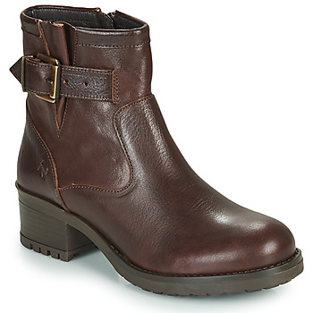 kengät Naiset Nilkkurit Dream in Green NETISE Brown