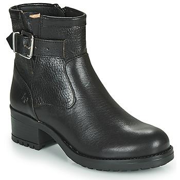kengät Naiset Nilkkurit Dream in Green NETISE Black