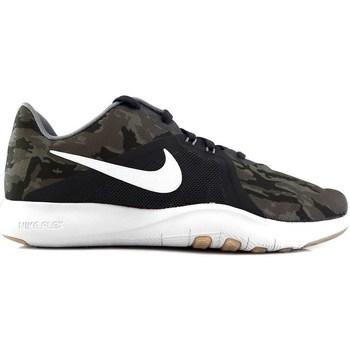 kengät Naiset Fitness / Training Nike Flex Trainer Print Harmaat