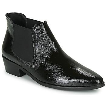 kengät Naiset Bootsit Fericelli NANARUM Musta