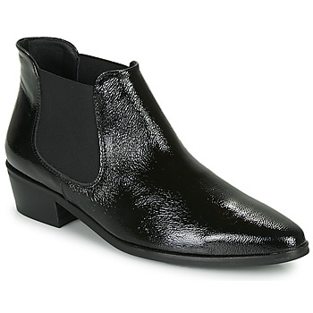 kengät Naiset Bootsit Fericelli NANARUM Black