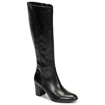 kengät Naiset Saappaat Fericelli NAVAROIS Black