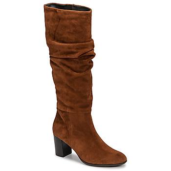 kengät Naiset Saappaat Fericelli NEIGNET Camel