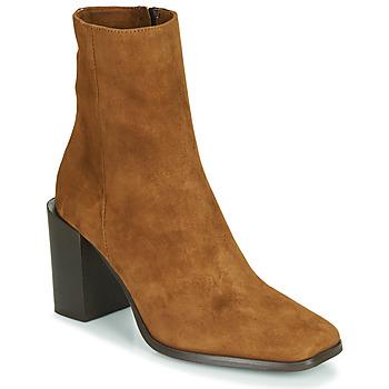 kengät Naiset Nilkkurit Fericelli NRETZEL Camel