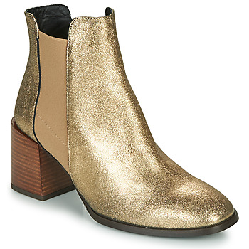 kengät Naiset Nilkkurit Fericelli NIOCHE Kulta