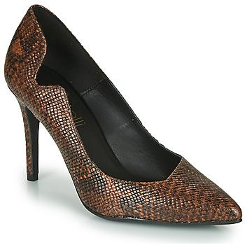 kengät Naiset Korkokengät Fericelli NANELE Brown