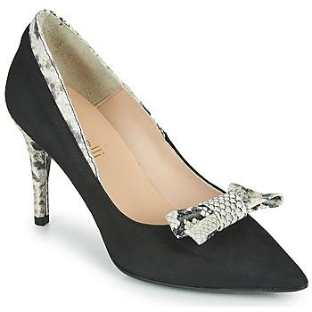 kengät Naiset Korkokengät Fericelli NOOKIE Musta