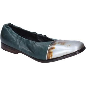 kengät Naiset Balleriinat Moma Ballerina-kengät BM529 vihreä