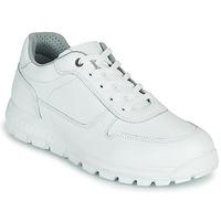 kengät Naiset Matalavartiset tennarit Casual Attitude NABEILLE White