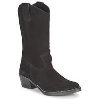 kengät Naiset Saappaat Casual Attitude NESCARGO Black