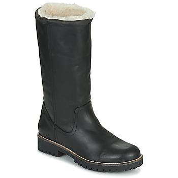 kengät Naiset Saappaat Casual Attitude NESCAGO Black