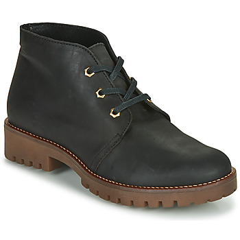 kengät Naiset Bootsit Casual Attitude NIBELLULE Black