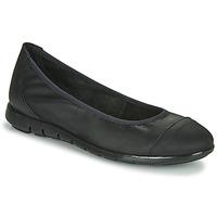 kengät Naiset Balleriinat Casual Attitude NOURMI Musta