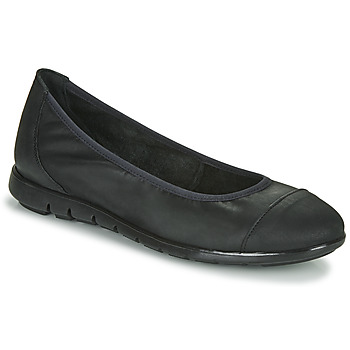 kengät Naiset Balleriinat Casual Attitude NOURMI Black