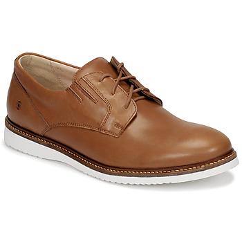 kengät Miehet Derby-kengät Casual Attitude NOCCINEL Brown