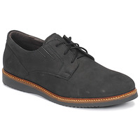kengät Miehet Derby-kengät Casual Attitude NOCCINEL Musta
