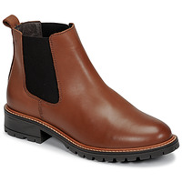 kengät Naiset Bootsit Casual Attitude NRIQUET Camel