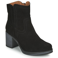 kengät Naiset Nilkkurit Casual Attitude  Black