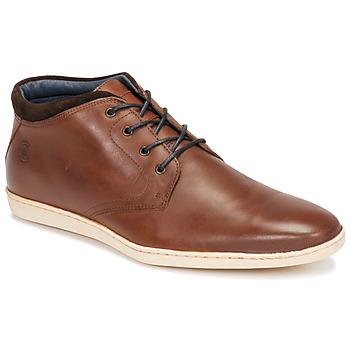 kengät Miehet Bootsit Casual Attitude CALER Camel / Brown