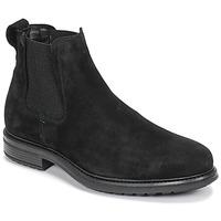 kengät Miehet Bootsit Casual Attitude NONILLE Black