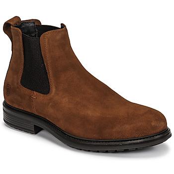kengät Miehet Bootsit Casual Attitude NONILLE Brown
