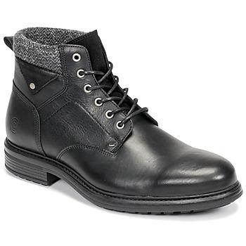 kengät Miehet Bootsit Casual Attitude NAPILLON Black