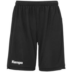 vaatteet Pojat Shortsit / Bermuda-shortsit Kempa Short  Prime noir