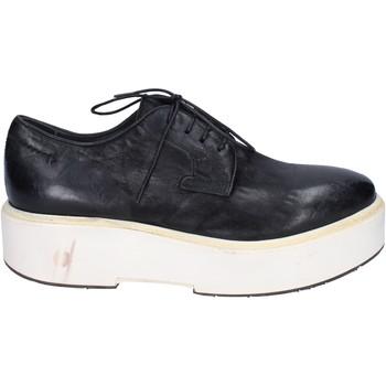 kengät Naiset Derby-kengät Moma Klassikko BM540 Musta