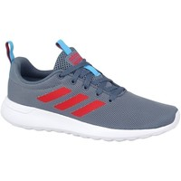 kengät Miehet Juoksukengät / Trail-kengät adidas Originals Lite Racer Cln K Valkoiset,Harmaat