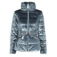 vaatteet Naiset Toppatakki Guess THEODORA Harmaa / Sininen