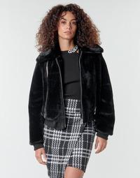 vaatteet Naiset Pusakka Guess MIRIAM Black