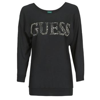 vaatteet Naiset Neulepusero Guess TABITHA Black