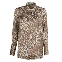 vaatteet Naiset Topit / Puserot Guess VIVIAN Leopardi