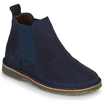kengät Lapset Bootsit Citrouille et Compagnie HOVETTE Laivastonsininen