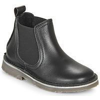 kengät Lapset Bootsit Citrouille et Compagnie HOVETTE Black