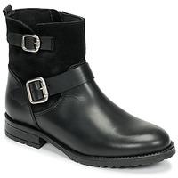 kengät Tytöt Bootsit Citrouille et Compagnie NIVOLE Black