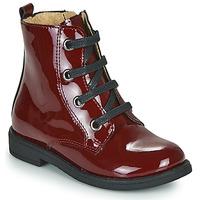 kengät Tytöt Bootsit Citrouille et Compagnie HEMANU Bordeaux