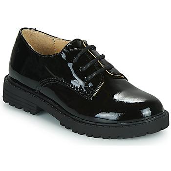 kengät Tytöt Derby-kengät Citrouille et Compagnie NALIME Black