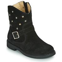 kengät Tytöt Bootsit Citrouille et Compagnie NESTI Black