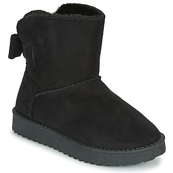 kengät Tytöt Bootsit Citrouille et Compagnie NOCHO Black