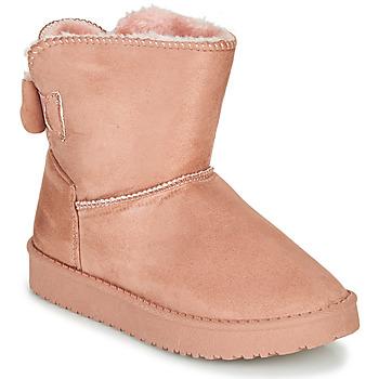 kengät Tytöt Bootsit Citrouille et Compagnie NOCHO Pink