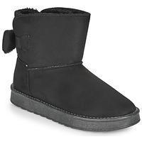 kengät Naiset Bootsit Moony Mood NOWER Black