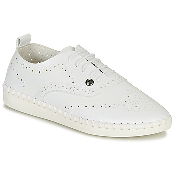 kengät Naiset Espadrillot Les Petites Bombes DIVA White