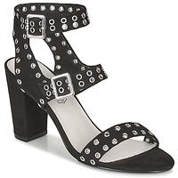 kengät Naiset Sandaalit ja avokkaat Les Petites Bombes GLAILEUL Musta
