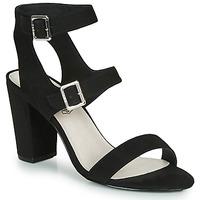 kengät Naiset Sandaalit ja avokkaat Les Petites Bombes GRACE Musta