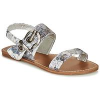 kengät Naiset Sandaalit ja avokkaat Les Petites Bombes PERVENCHE Grey