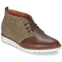 kengät Miehet Bootsit Wesc DESERT BOOT Ruskea